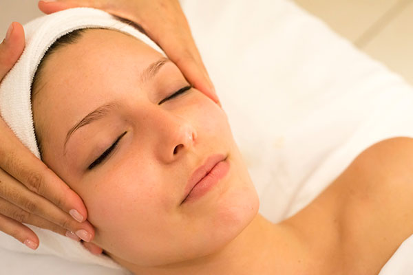 Facials from our Breckenridge spa.