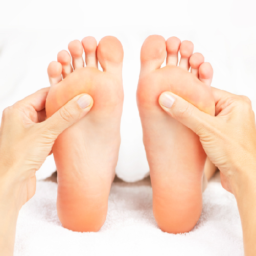 Hand and Foot Treatment in Breckenridge CO