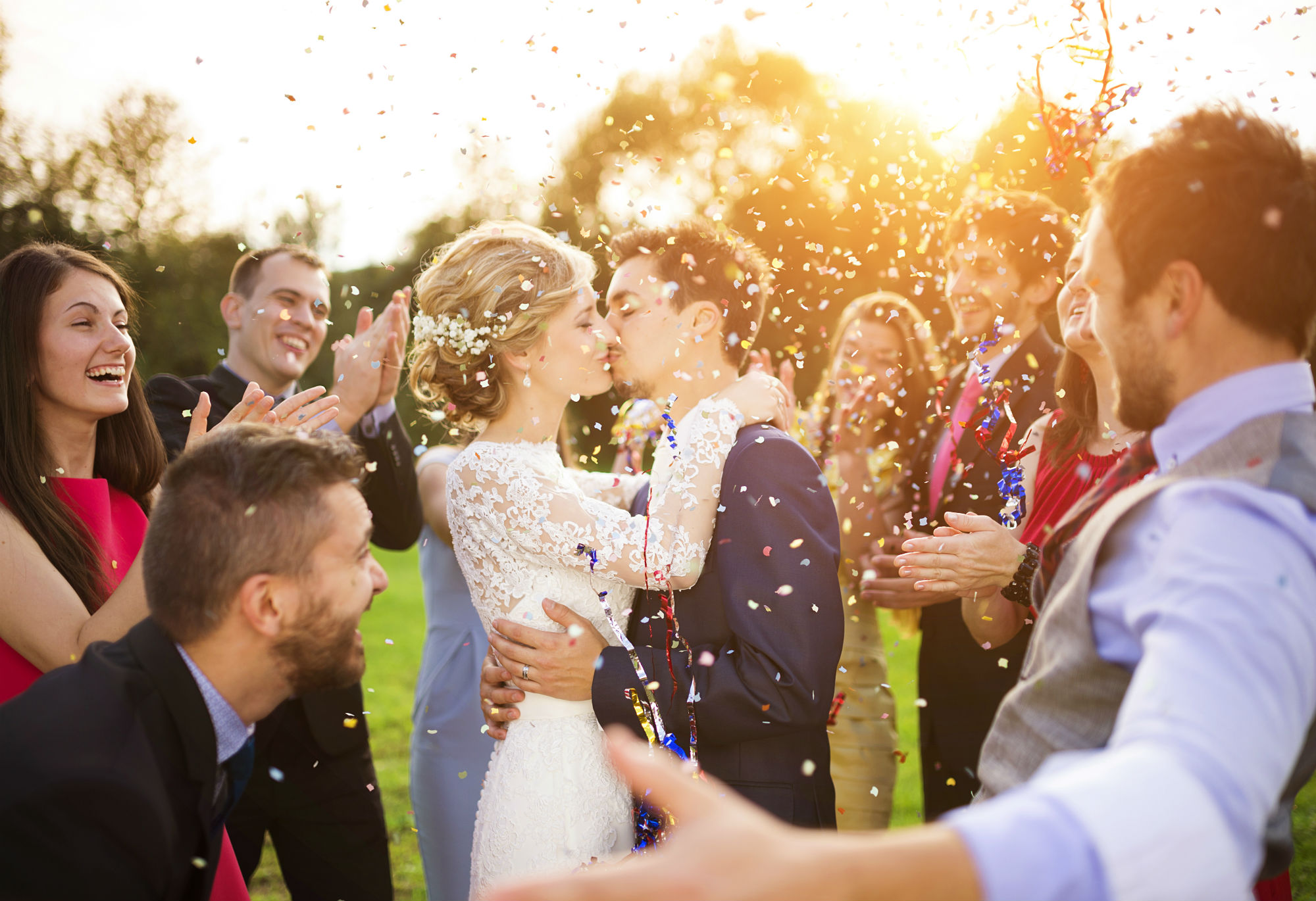 How to have a stress free wedding day