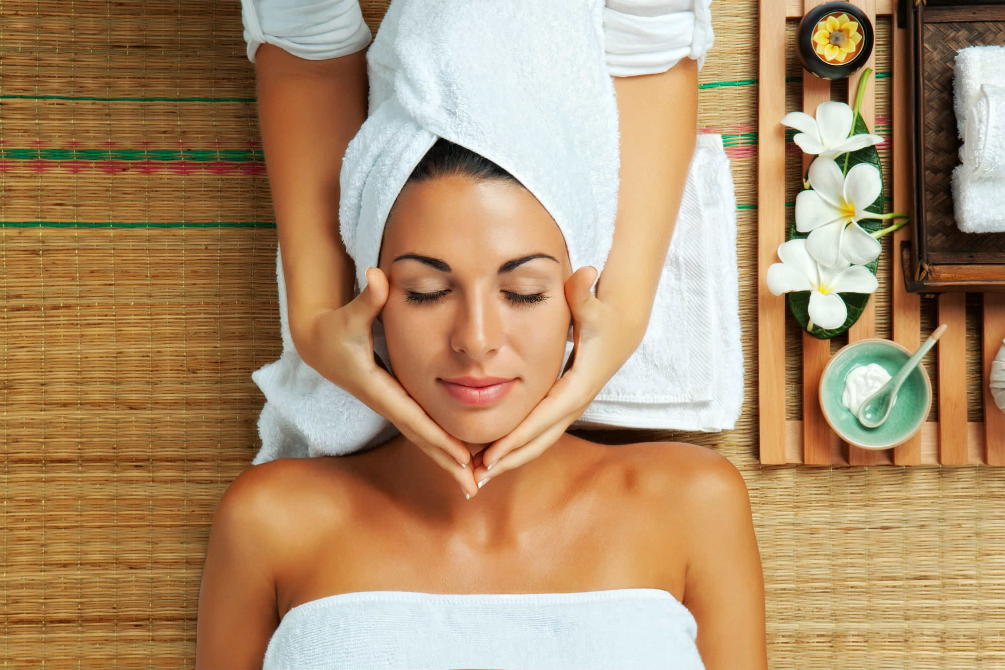 Enjoy a stress relieving spa day in our Breckenridge Spa