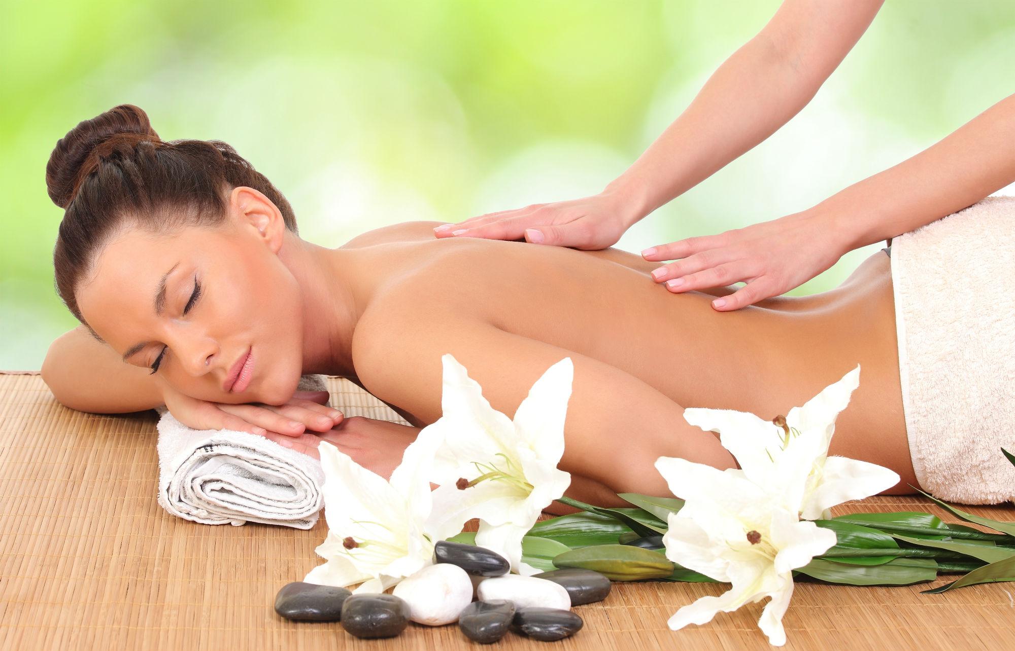 Deep tissue massage Breck CO