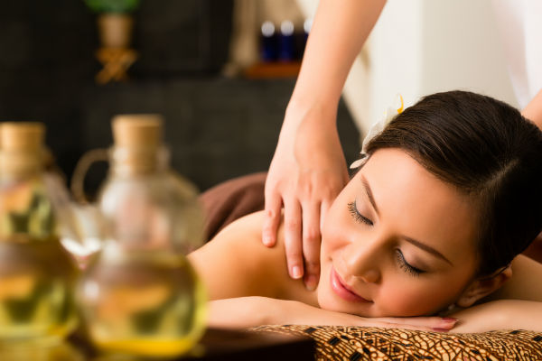 Breckenridge aromatherapy massage