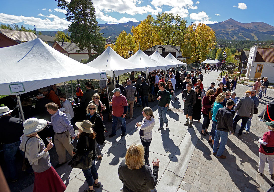 What to do breck in fall