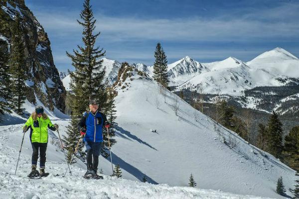 family activities in Breck