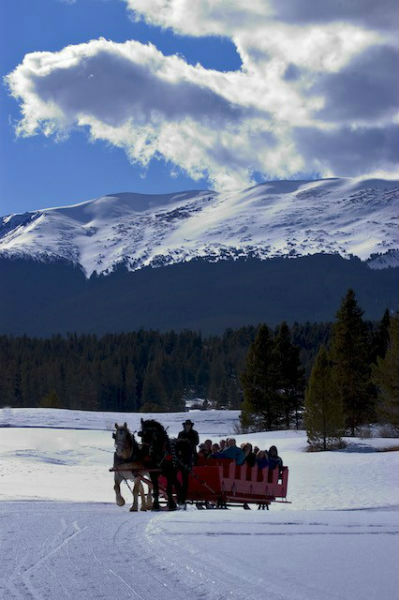 non-skiing activities in Breck