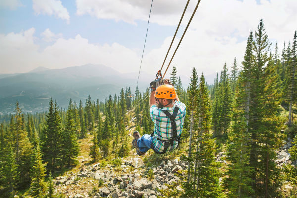 What to do in summer breckenridge