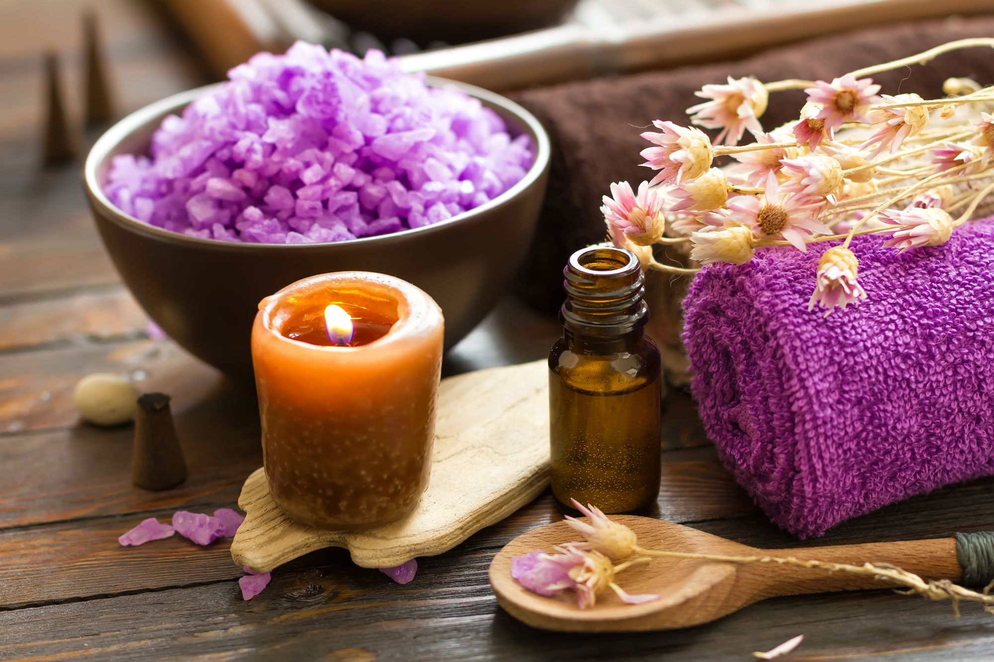 Aromatherapy Massage in Breckenridge CO