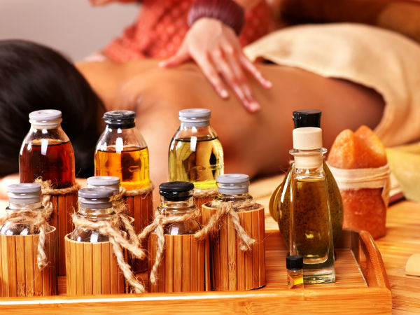 Aromatherapy Massage in Breckenridge