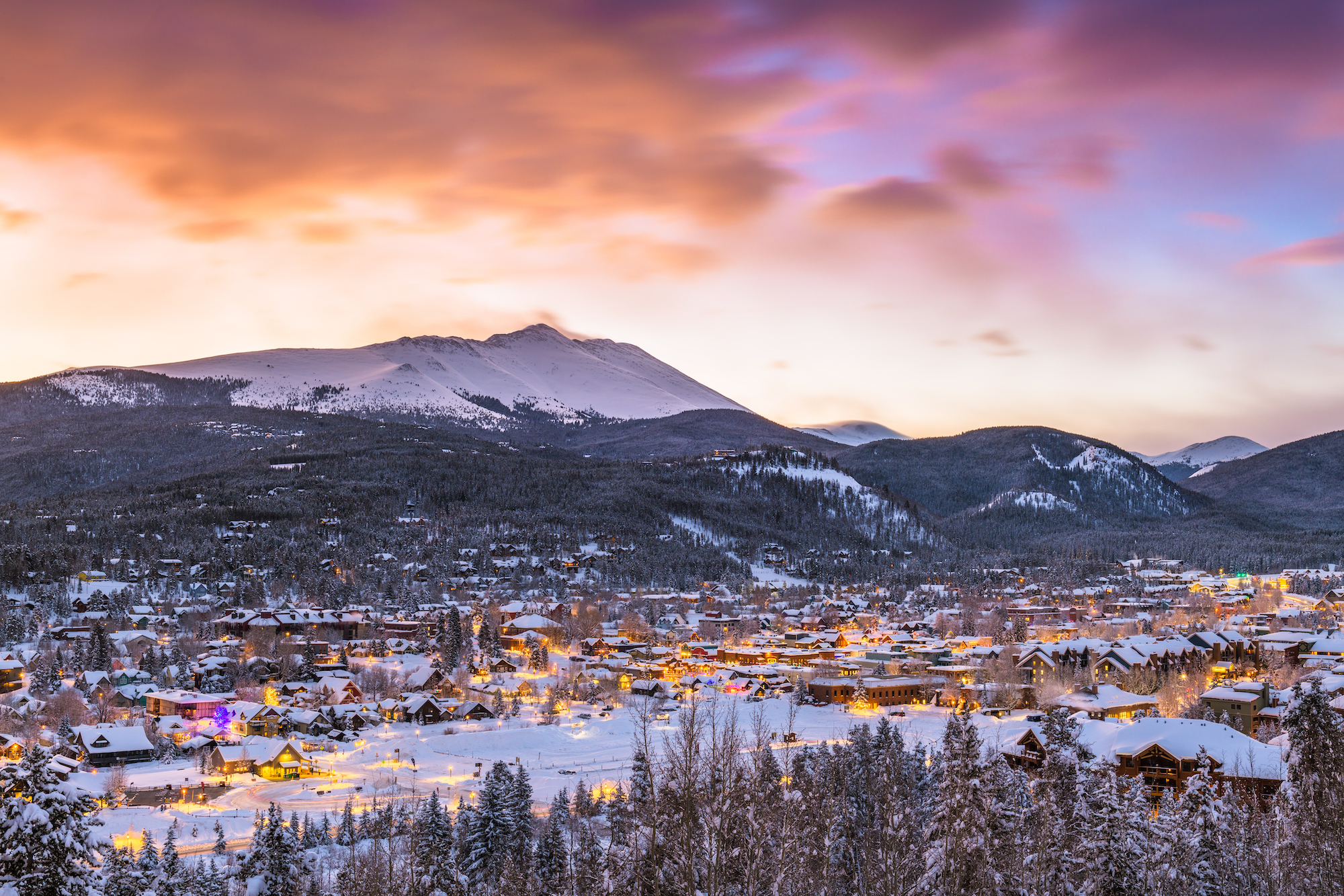 Christmas in Breck 2019